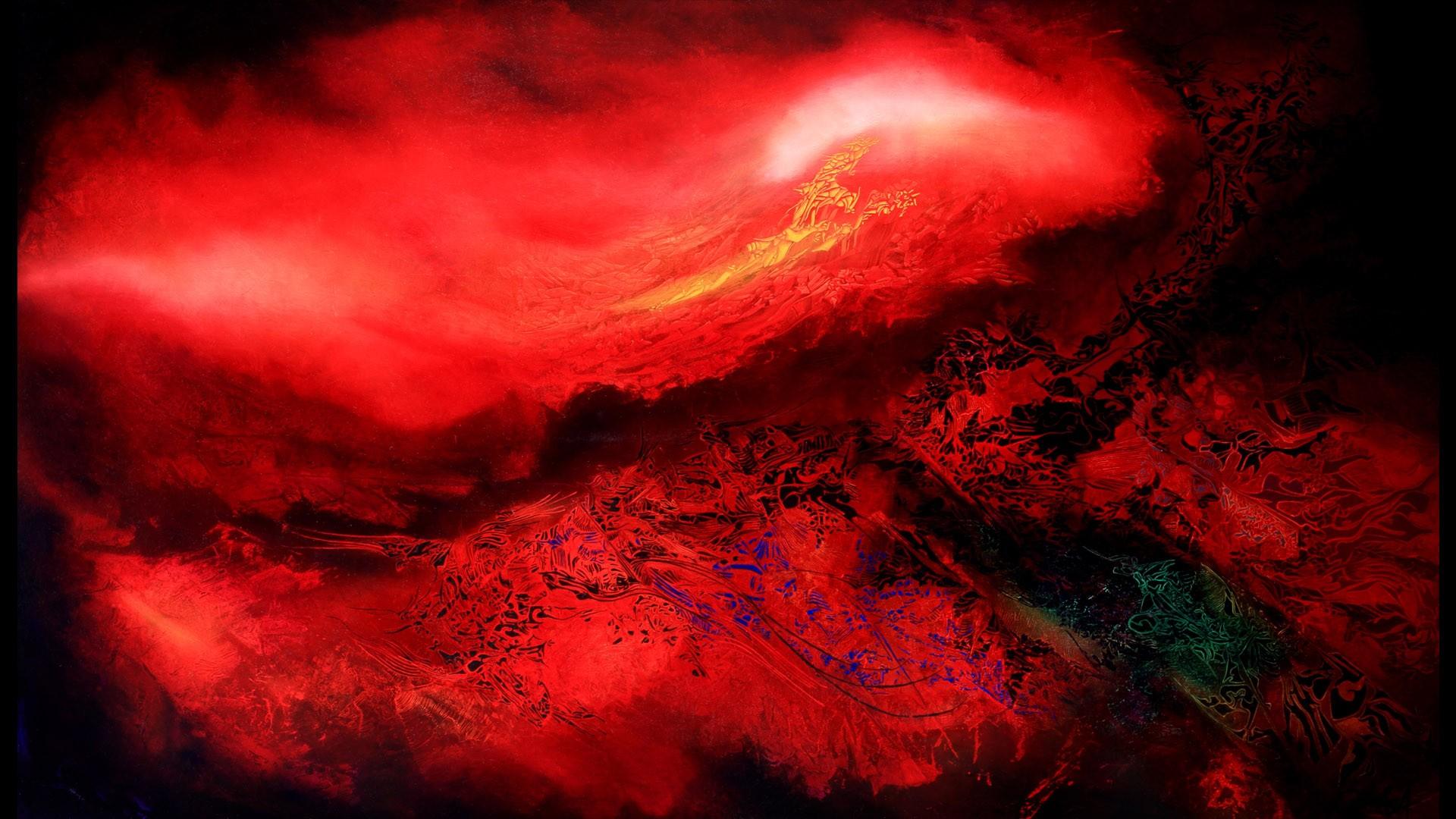 les terres brûlées